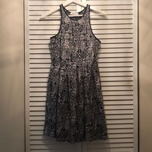 Parker sleeveless mini dress